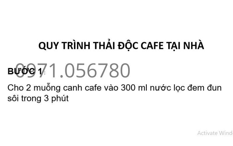 buoc-1-thai-doc-ca-phe