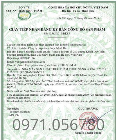 giay-tiep-nhan-dang-ky-ban-cong-bo-vien-sui-keto-slim